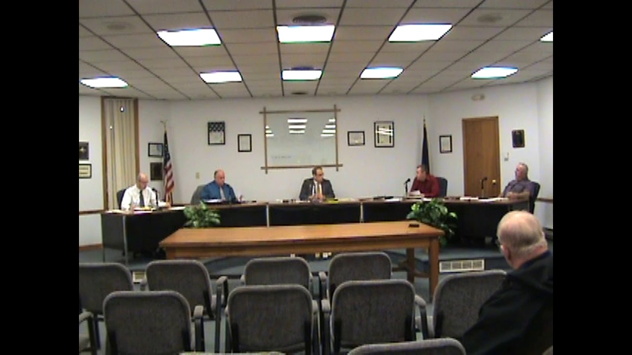 Rouses Point Village Board Meeting  2 4 19