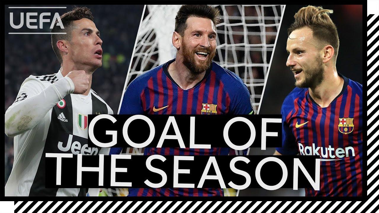 Resultado de imagen para uefa goal of the season