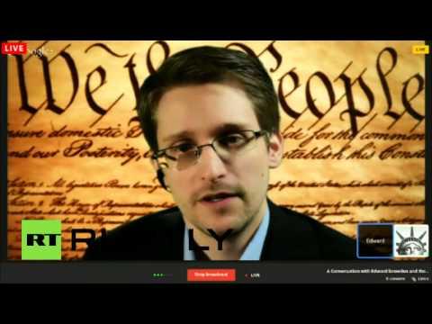 Сноуден: Не забывайте, США следят за всеми в мире!