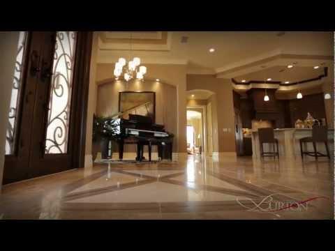 Christopher Burton Luxury Homes Private Collection Model in Wyndham at Duran, Viera, FL