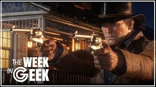 Red Dead Redemption 2, Hocus Pocus Reboot, & It: Chapter 2 | The Week In Geek | 9.29.17