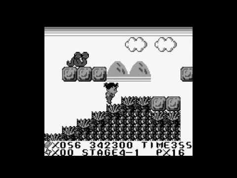 Longplay Ganso!! Yancha-maru aka Kid Niki (Game Boy)