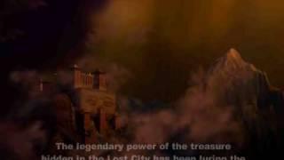 Grom: Terror in Tibet! intro