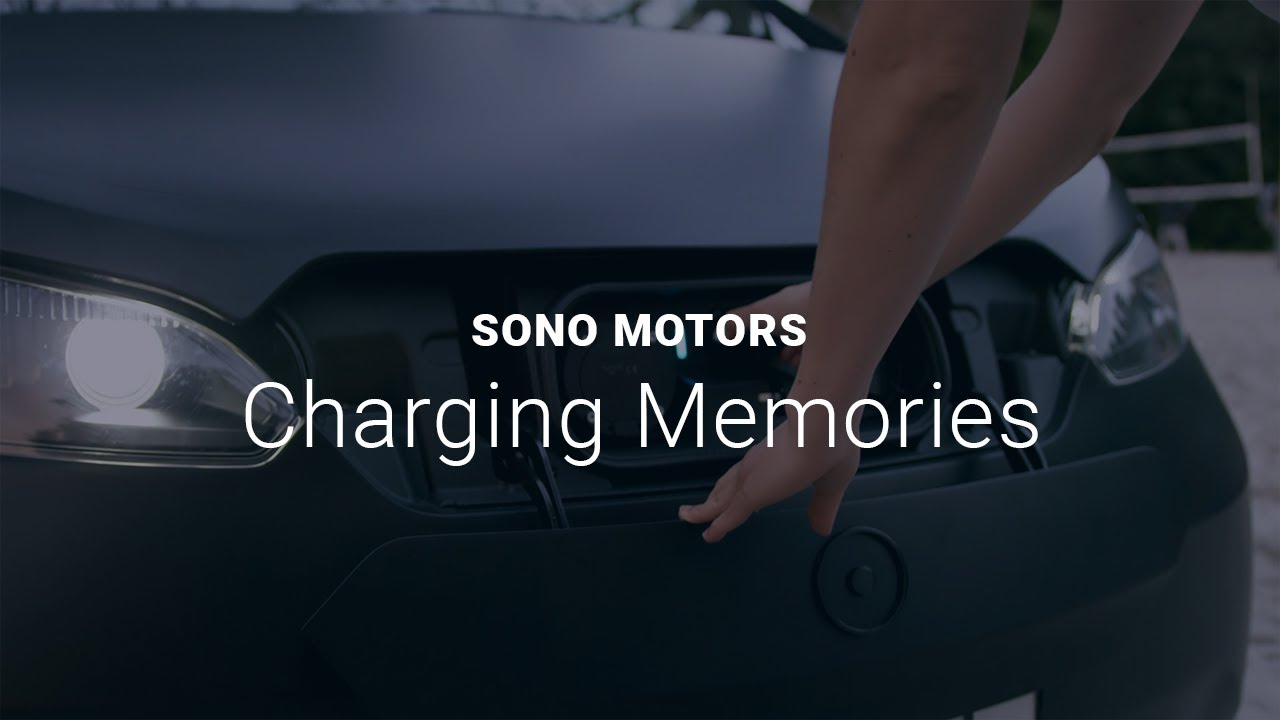 The Sion - Charging memories with bidirectional loading   Sono Motors