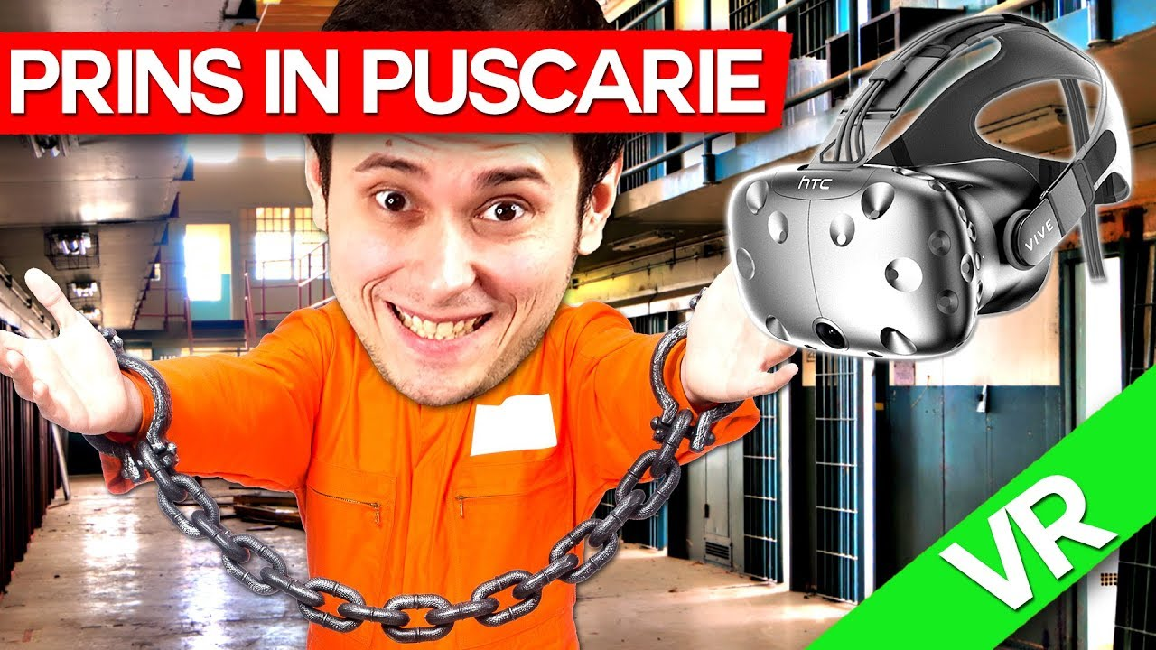 Max PRINS in PUSCARIE in VR ! (HTC VIVE) SPECIAL!
