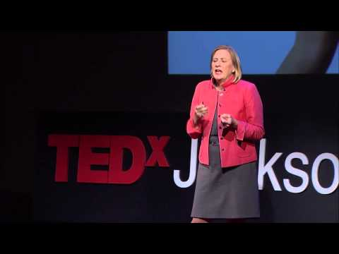A new global compact: Nancy Soderberg at TEDxJacksonville
