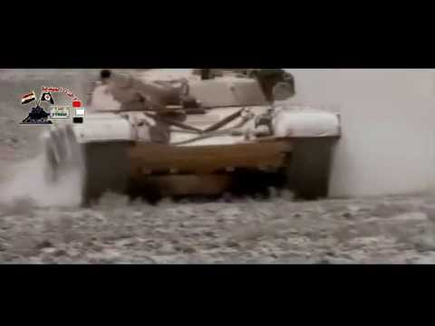 There is no power on Earth that exceeds the power of the Syrian Army ᴴᴰ