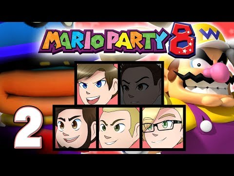 Mario Party 8: Big Beefy Wario - EPISODE 2 - Friends Without Benefits