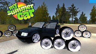 My Summer Car [New Update] Vaz 2108 SAVEGAME + Download