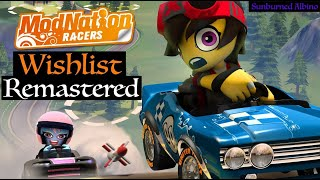 Wishlist Remastered - ModNation Racers