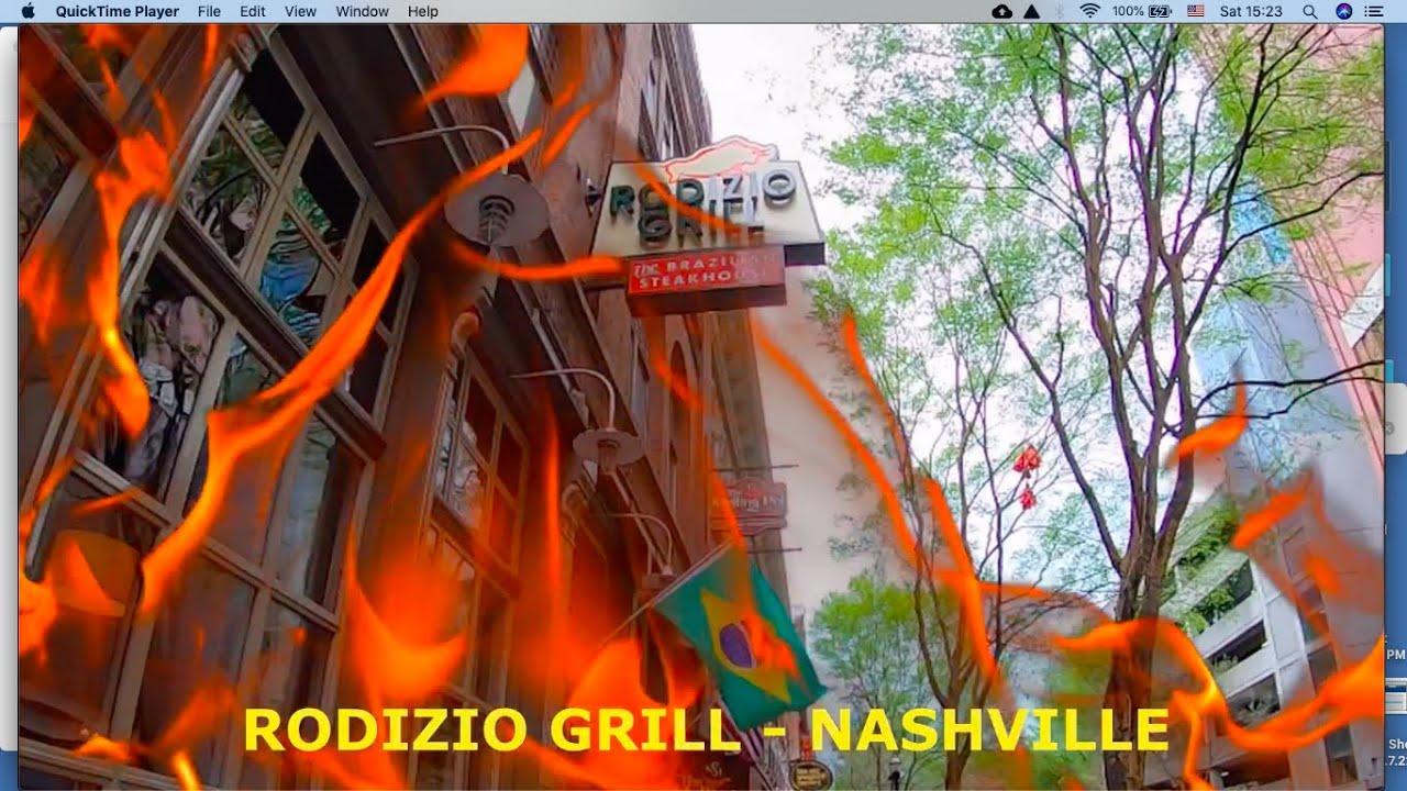 Rodizio Grill Nashville Brazilian Steakhouse