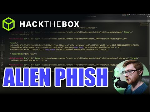 PowerPoint Phishing Malware Analysis - HackTheBox Cyber Apocalypse CTF
