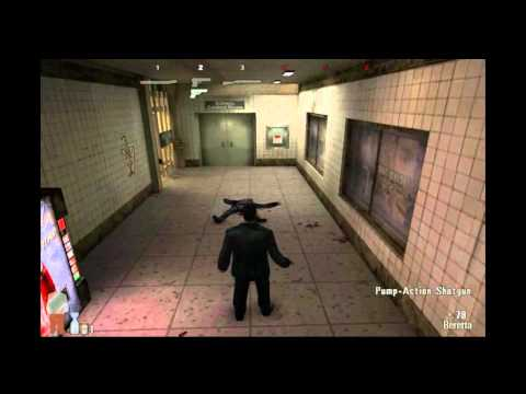 Max Payne - Part 1:The American Dream /Chapter 1:Roscoe Street Station