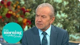Lord Alan Sugar On Labour Party Leader Jeremy Corbyn | This Morning