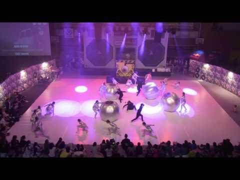 STREET DANCE SHOW // JUNIOR TEAM 1 // MADE OF STEEL