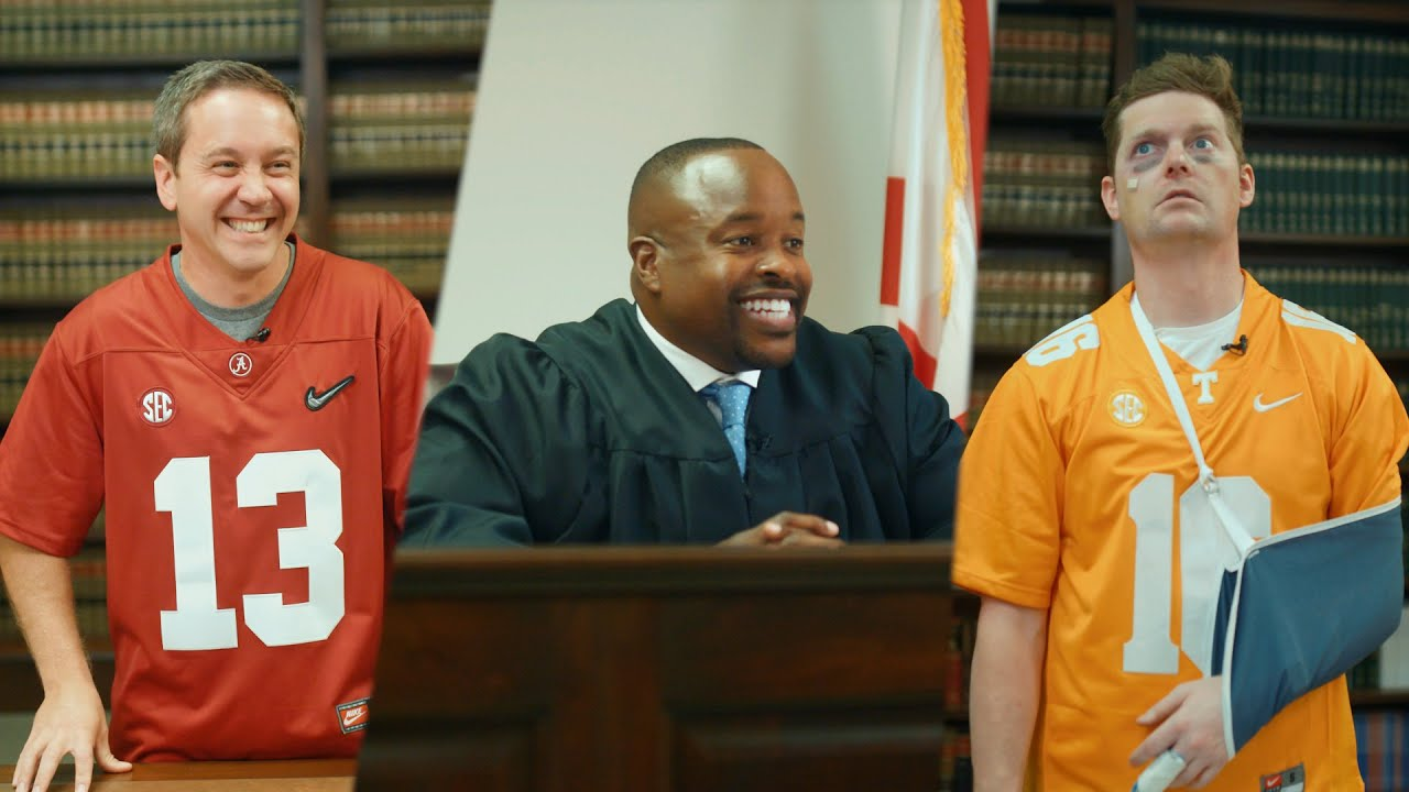 SEC Shorts  Tennessee sues to never play Alabama in football again