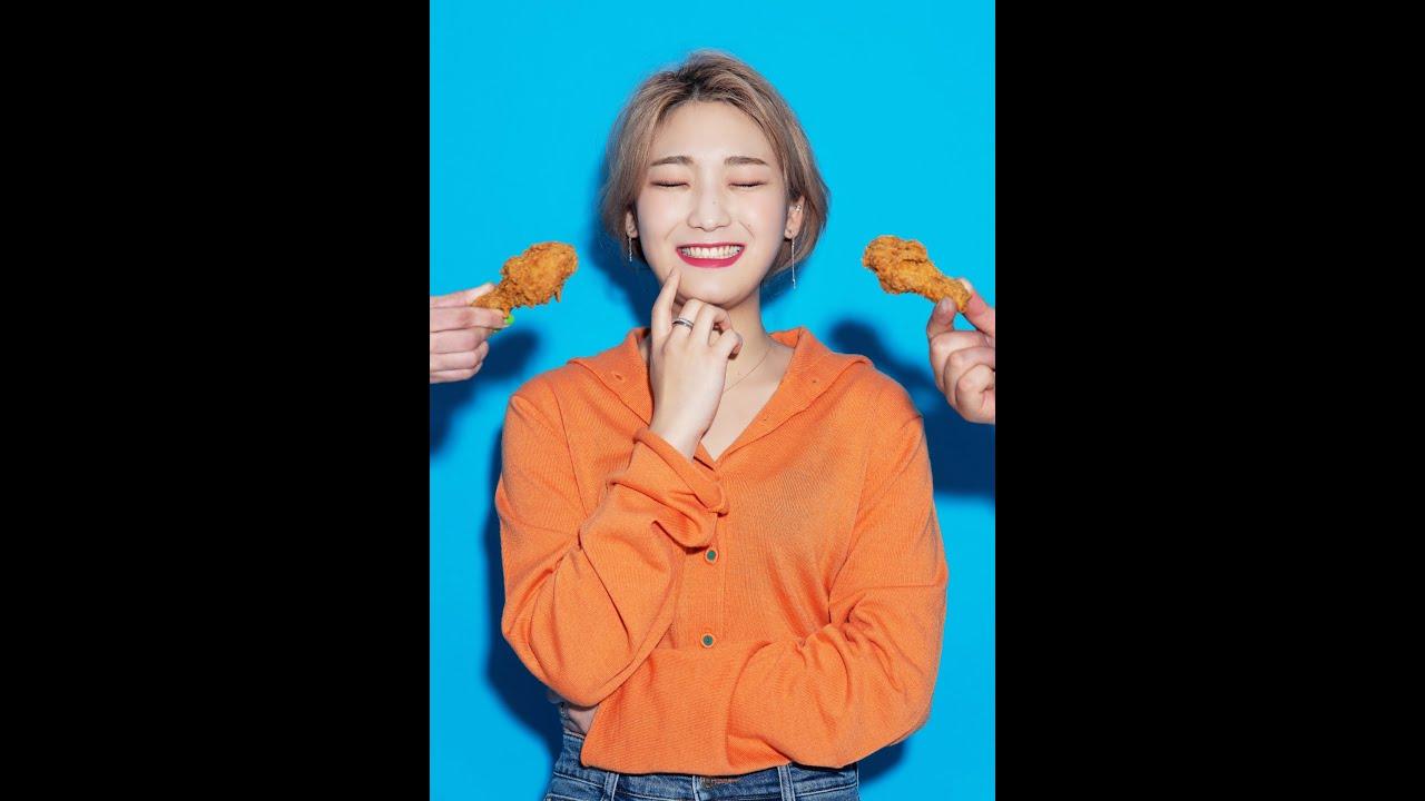 배떡 먹방 korean mukbang eating show 히밥