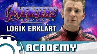 Die ZeitreiseLogik von Avengers Endgame erklärt