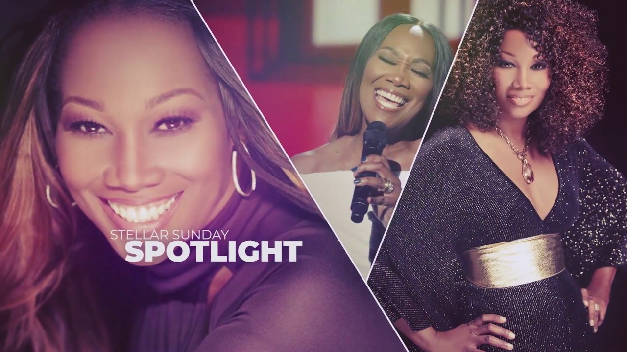 Yolanda Adams Stellar Sunday Spotlight