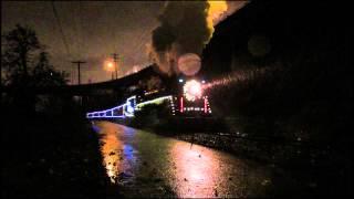Spokane Portland And Seattle 700 Steam Whistle
