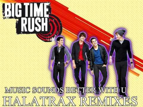 Music Sounds Better With U (Halatrax Radio Remix)