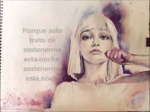 CHANDELIER(ESPANOL) - SIA - YouTube