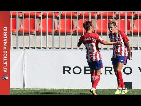 LIGA IBERDROLA | Atlético de Madrid 1-0 Real Sociedad