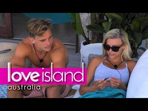 Tash slams Charlie as 'fake' | Love Island Australia 2018