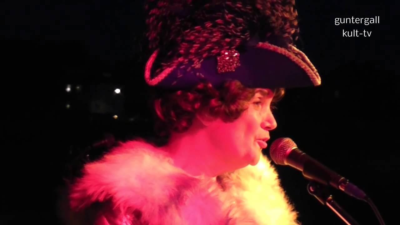 Internationales Dixieland Festival Dresden: Reichsgräfin von Cosel Rede ans Volk