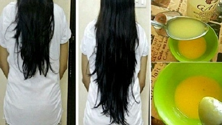 EGG HAIR MASK FOR DRY FRIZZY HAIR and FAST HAIR GROWTH | Rj'z Good Life