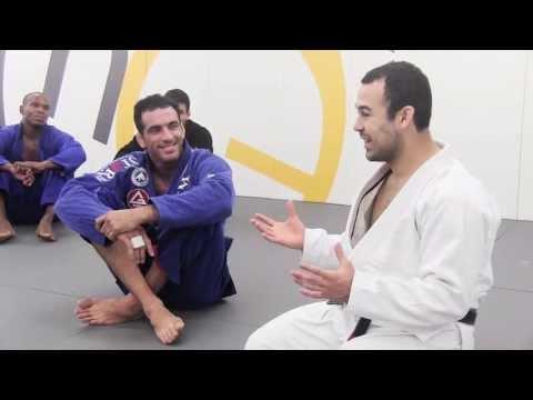Braulio Estima at Marcelo Garcia Jiu-Jitsu