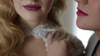 Нордические образы в морозной атмосфере зимней свадьбы