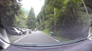 兵庫県道504号雪彦山線、r67-雪彦山登山口 車載動画
