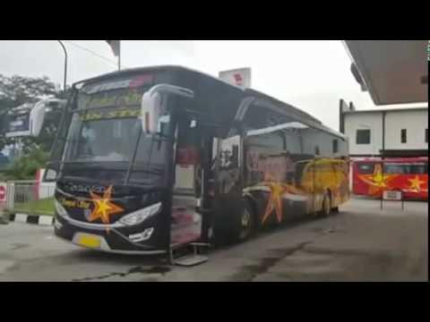 Bus Ceper Air Suspension @GALERI BUS INDONESIA