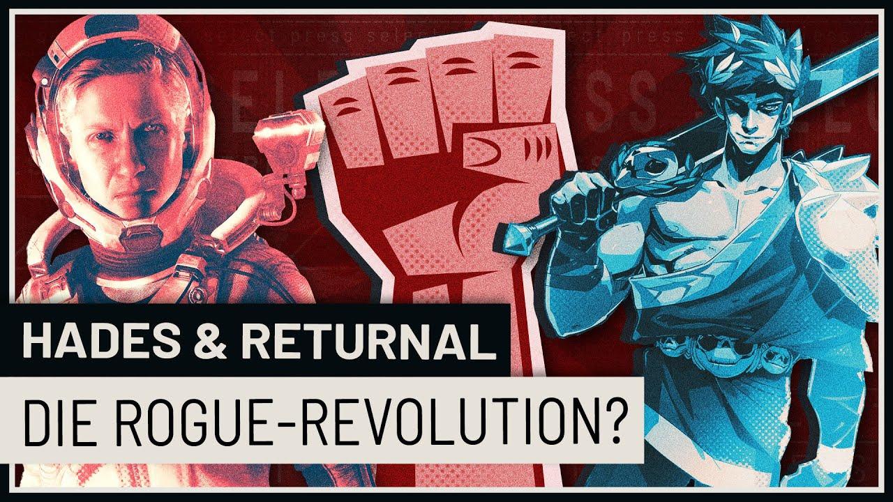 Hades, Returnal & Co – wird es Zeit für die Roguelike-Revolution?   Press Select #4