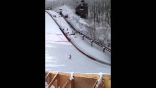 サラ・ヘンドリクソン 2013 FIS WorldCup 12戦 蔵王ジャンプ台 サラヘンドリクソン 検索動画 4