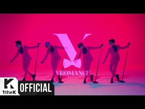 "VROMANCE da mesma empresa do MAMAMOO debuta com o MV ""She""!"