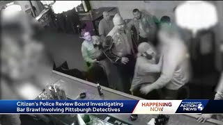 Pagans vs. Pittsburgh police: New video released of South Side bar brawl