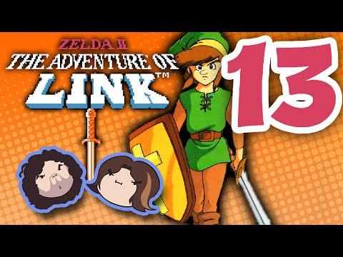 Zelda II: The Adventure of Link: Simple Joys - PART 13 - Game Grumps
