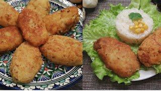 Нежный и вкусный котлеты из картофель покоряет вас сразу Можно готовить на завтрак или в ужин