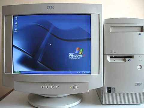 IBM APTIVA DISPLAY DRIVERS FOR WINDOWS XP
