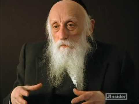 Rabbi Dr. Abraham Twerski On Responding To Stress