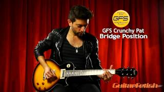 GFS Pickups: Crunchy Pat Humbuckers