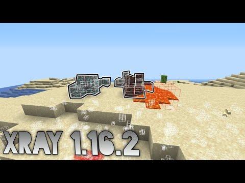 Xray Mod That Completely Change Minecraft?| Minecraft 1.16 Mod Showcase