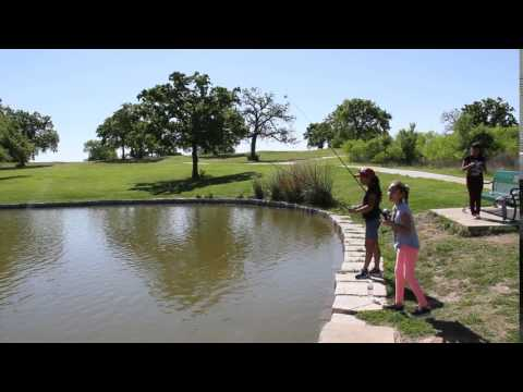 Spring Fishing Trip at East Metropolitan Park, Austin