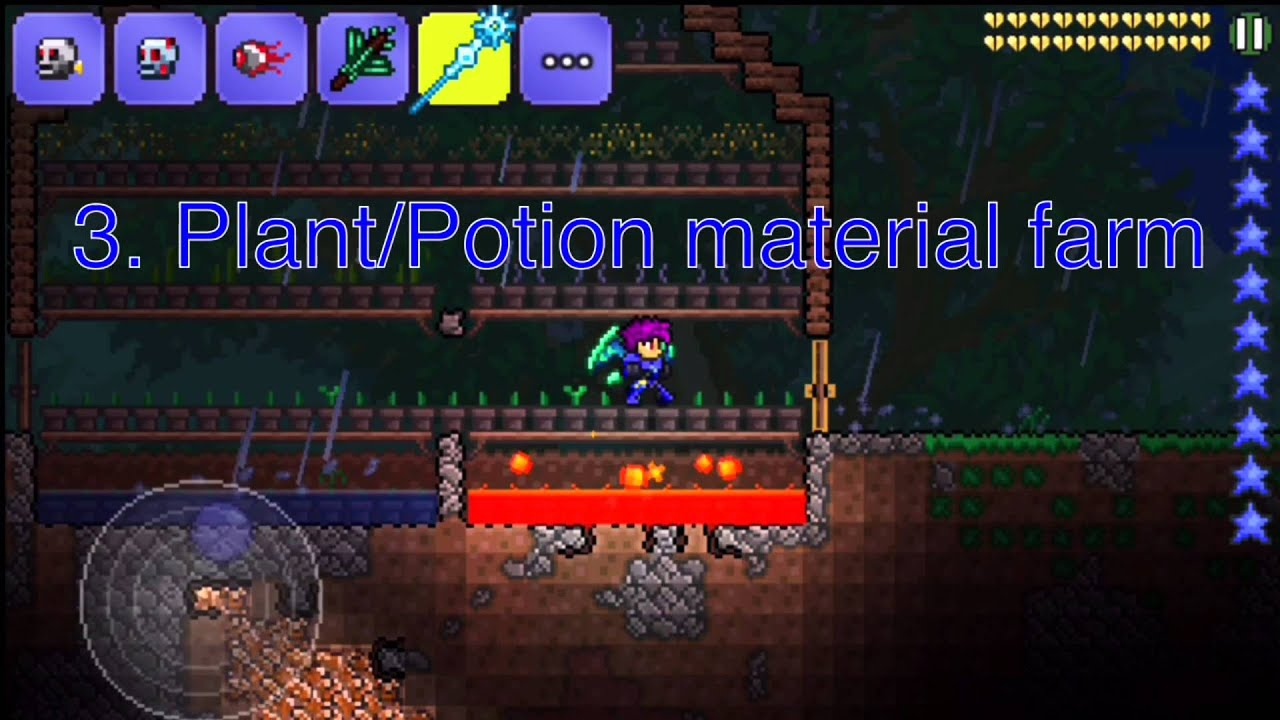 Best Build Terraria