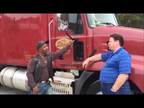 Charlotte Truck Driving Job Testimonial