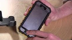 g-Cord Janko Otterbox Alternative Heavy Duty iPhone 5 5s Case Review
