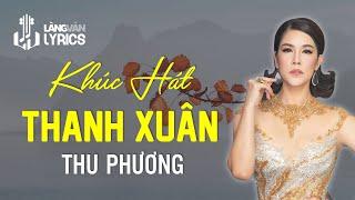 Khúc Hát Thanh Xuân - Thu Phương