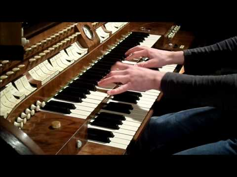 Can't help falling in Love - Elvis Presley Pipe organ